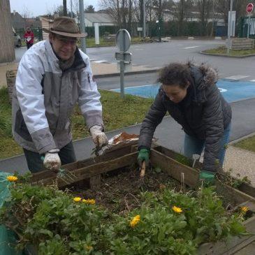 Samedi 5 mai, de 9h30 à 12h30 : Envie d'un jardin en carré ?