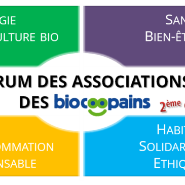 [27 septembre] Forum des associations des Biocoopains
