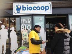 Samedi 12 mai, 10h à 12h : Venez rencontrer les Biocoopains !