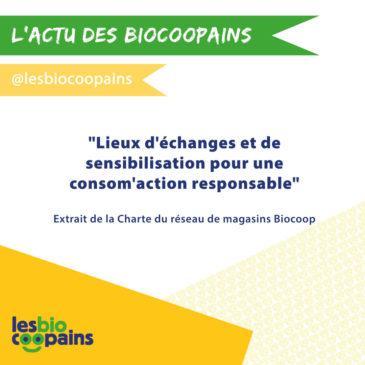 Biocoopains, ensemble pour toujours plus de lien, de solidarité et de sécurité alimentaire