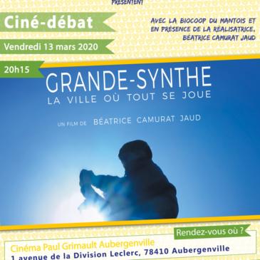 Ciné-débat : Grande-Synthe, la ville où tout se joue de Béatrice Camurat Jaud