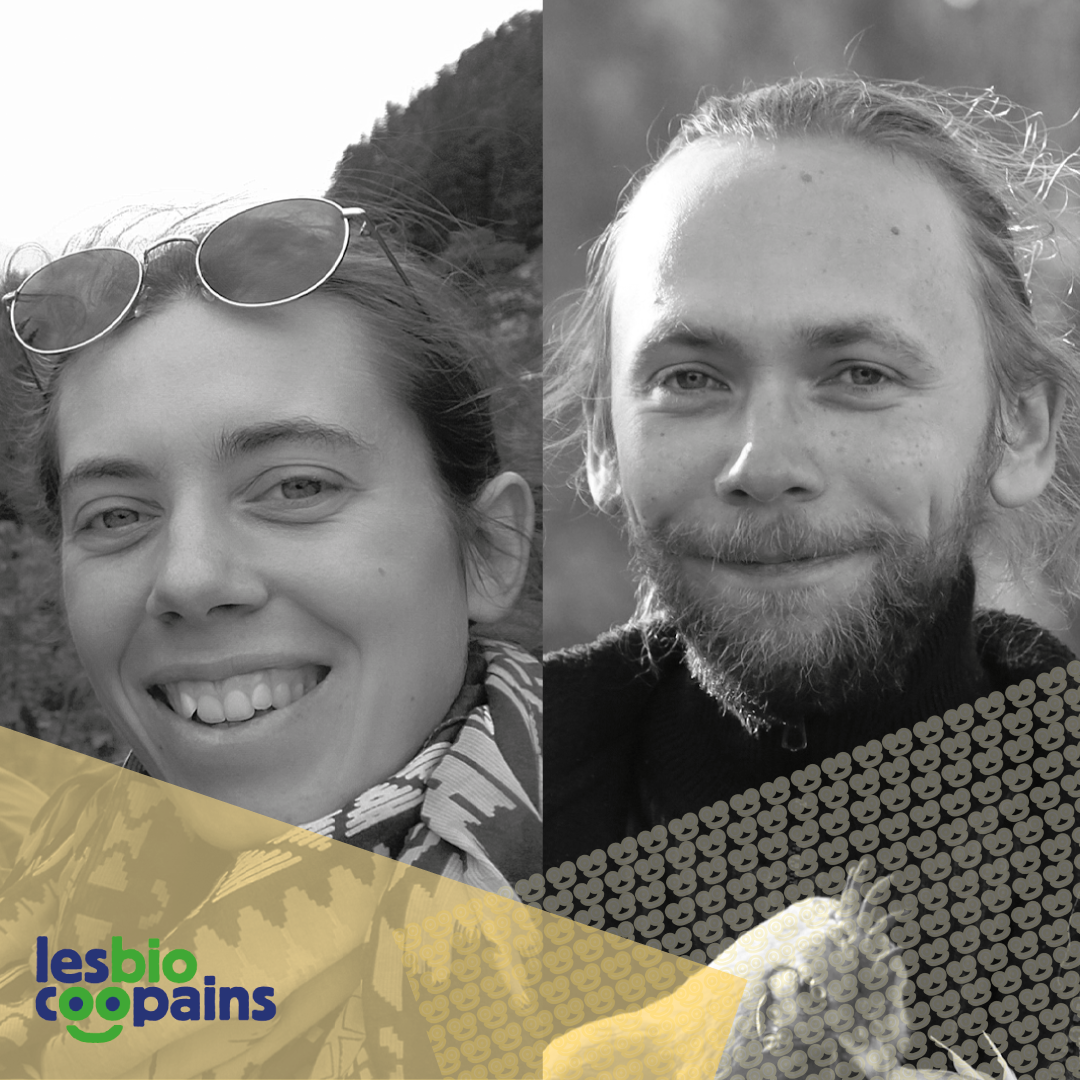 Qui sont Sarah et Guillaume, les nouveaux animateurs de notre chantier participatif permacole ?